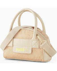 PUMA Classics Mini Handtasche - Natur