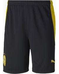 PUMA Shorts de Fútbol - Negro