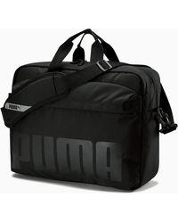 PUMA Revision Messenger Bag - Black