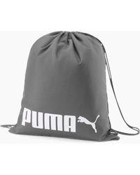 PUMA Phase Gym Bag No. 2 | - Grijs