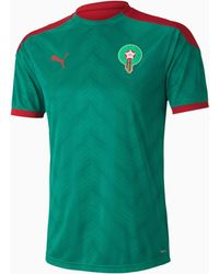 PUMA Marokko Stadium Trikot - Grün