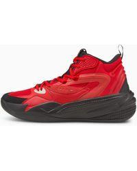 PUMA Dreamer 2 Mid Basketballschuhe - Rot