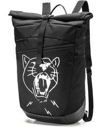 PUMA Basketball Backpack - Zwart