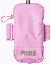 PUMA Running Armtasche - Pink