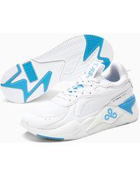 PUMA Chaussure Basket X Cloud9 Rs-x - Blanc