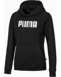 PUMA Essentials Fleece Women's Hoodie - Negro