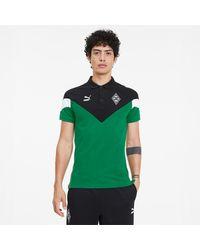 PUMA Borussia Mönchengladbach Mcs Poloshirt - Groen