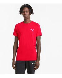 PUMA - Evostripe T-shirt Heren - Lyst