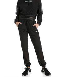 PUMA Woven Pants - Zwart
