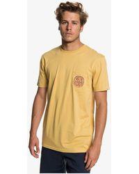 Quiksilver Pocket T-shirt - Multicolour
