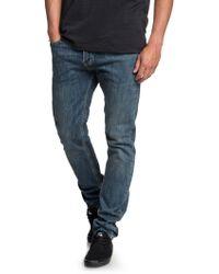 b1851e0dfce4 Men's Quiksilver Jeans Online Sale - Lyst