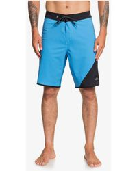 """Quiksilver - Highline New Wave 20"""" Board Shorts - Lyst"""