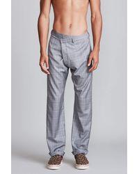 RATT Long Crossover Trouser - Grey