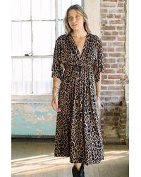 Rachel Pally Mid-length Caftan Dress - Multicolor