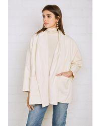 Rachel Pally Canvas Phoenix Jacket - White
