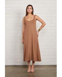 Rachel Pally Fiona Metallic Rib Dress