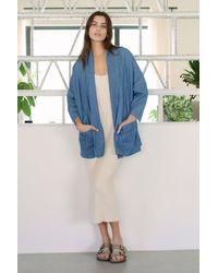 Rachel Pally Denim Phoenix Jacket - Blue