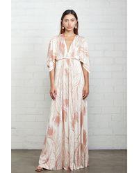 Rachel Pally Long Caftan Dress - Multicolor