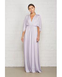 Rachel Pally Long Caftan Dress - Purple