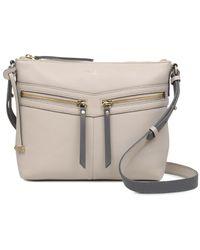 4003bc289748 Radley - Smith Street Medium Zip-top Cross Body Bag - Lyst