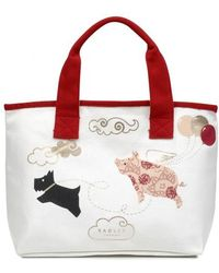 Radley - If Pigs Could Fly Small Crook Grab Bag - Lyst