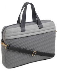 Radley Penton Mews Medium Zip Around Laptop Bag - Grey