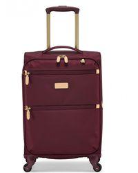 Radley Travel Essentials Small Trolley Case - Purple