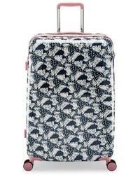 Radley - Folk Dog Large Spinner Suitcase - Lyst