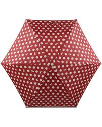 Radley Polka Dog Umbrella - Red