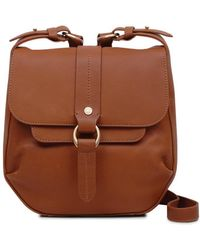 Radley | Trinity Square Small Flapover Cross Body Bag | Lyst