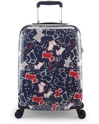 Radley - Speckle Dog Small Four Wheel Cabin Case - Lyst