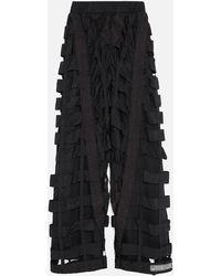 RÆBURN Air Brake Trousers Black
