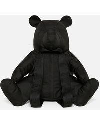RÆBURN Si Panda Rucksack - Black