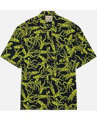 RÆBURN Boardies® × Squid Shirt - Multicolour