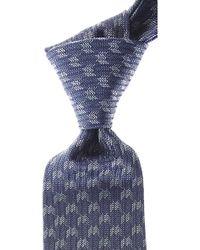 Missoni Cravates Pas cher en Soldes - Bleu