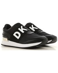 DKNY Sneakers For Women - Black