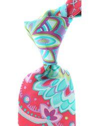 Leonard Corbatas Baratos en Rebajas - Multicolor