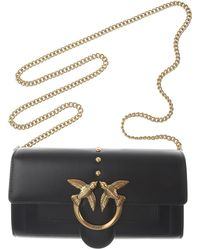 Pinko Wallet For Women - Black