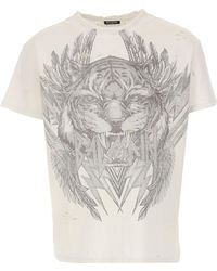 Balmain - T-shirt For Men On Sale - Lyst