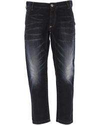 Emporio Armani - Jeans On Sale In Outlet - Lyst