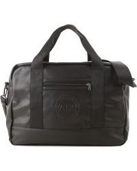 Armani Jeans - Weekender Duffel Bag For Men On Sale - Lyst