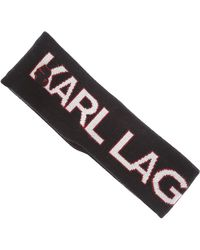 Karl Lagerfeld Accessoires Pas cher en Soldes - Noir
