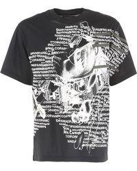 Nicopanda T-shirt For Men - Black