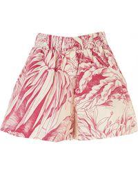 RED Valentino - Shorts para Mujer - Lyst