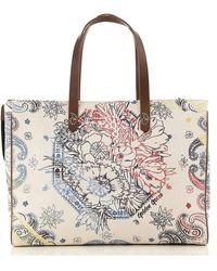 Golden Goose Deluxe Brand Bolso Tote Bag Baratos en Rebajas - Multicolor