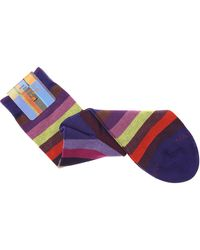 Gallo Socks For Men - Purple