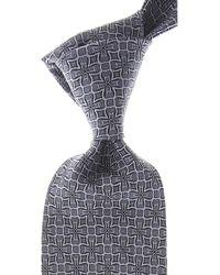 Balmain Krawatten Günstig im Sale - Grau