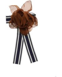 Twin Set - Brooch And Pin For Women On Sale - Lyst