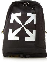 Off-White c/o Virgil Abloh Backpack For Women - Black