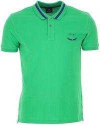Paul Smith Polo Uomo - Verde